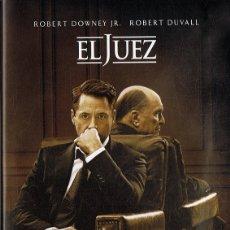 Cine: EL JUEZ ROBERT DOWNEY JR & ROBERT DUVALL . Lote 180396901