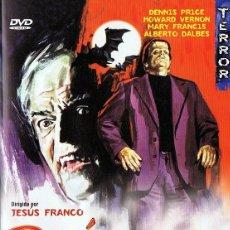 Cine: DRÁCULA CONTRA FRANKENSTEIN DENNIS PRICE . Lote 180397438