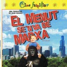 Cine: EL MENUT SE´N VA DE MARCHA . Lote 180398721
