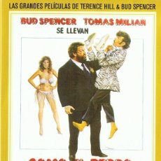 Cine: COMO EL PERRO Y EL GATO BUD SPENCER & TOMAS MILIAN . Lote 180399726