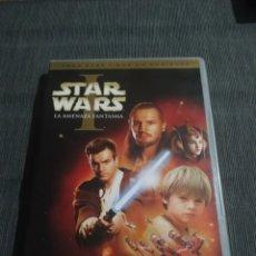 Cine: STAR WARS I LA AMENAZA FANTASMA (2 DVD). Lote 180420895