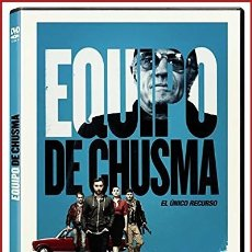 Cine: EQUIPO DE CHUSMA DVD. Lote 180433050