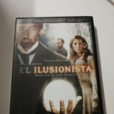 Cine: EL ILUSIONISTA DVD. Lote 180437450