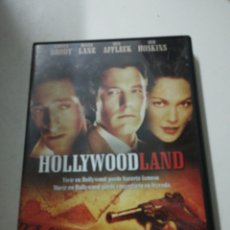 Cine: HOLLYWOOD LAND DVD. Lote 180437666