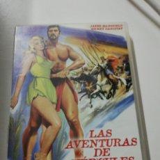 Cine: LAS AVENTURAS DE HERCULES DVD. Lote 180439175