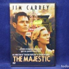 Cine: THE MAJESTIC - DVD. Lote 180451593
