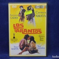 Cine: LOS TARANTOS - DVD . Lote 180451862