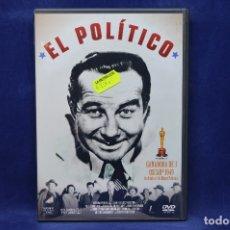 Cine: EL POLITICO - DVD. Lote 180451960
