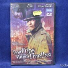 Cine: LOS OJOS DEJAN HUELLA - DVD. Lote 180452295
