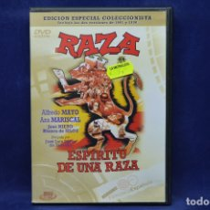 Cine: ESPIRITU DE UNA RAZA - DVD . Lote 180452650