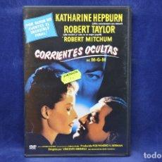 Cine: CORRIENTES OCULTAS - DVD. Lote 180453048