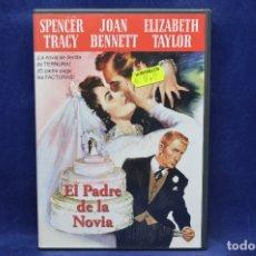 Cine: EL PADRE DE LA NOVIA - DVD INCLUYE FOTOS . Lote 180453296
