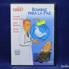 Cine: BOMBAS PARA LA PAZ - DVD. Lote 180454428