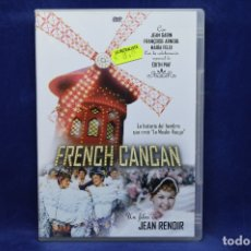 Cine: FRENCH CANCAN - DVD. Lote 180454531