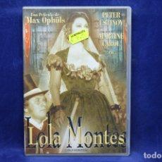 Cine: LOLA MONTES - DVD. Lote 180454810