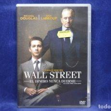 Cine: WALL STREET - DVD. Lote 180455008