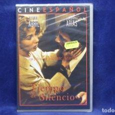 Cine: TIEMPO DE SILENCIO - DVD. Lote 180455785