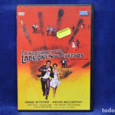 Cine: LA INVASION DE LOS LADRONES DE CUERPOS - DVD. Lote 180455985