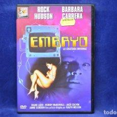 Cine: EMBAYO - LA CRIATURA INFERNAL - DVD. Lote 180456197