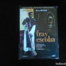 Cine: FRAY ESCOBA - DVD NUEVO PRECINTADO. Lote 180467616