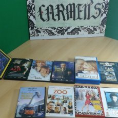 Cine: 11 DVD DE PELÍCULAS, 4 DE ELLAS EN INGLÉS LAS DE LA SEGUNDA FILA. Lote 180471991