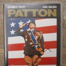 Cine: DVD - PATTON - 2 DVD - PEDIDO MINIMO 4 PELICULAS O PEDIDO MINIMO DE 10€. Lote 180489922
