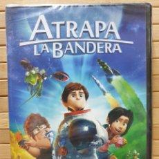Cine: (DIBUJOS) ATRAPA A LA BANDERA DVD -PRECINTADO-. Lote 180501981