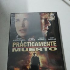 Cine: PRÁCTICAMENTE MUERTO DVD NUEVO. Lote 180613997