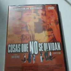 Cine: COSAS QUE NO SE OLVIDAN DVD NUEVO. Lote 180621625