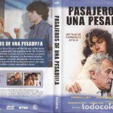 Cine: PASAJEROS DE UNA PESADILLA DVD. Lote 180787881