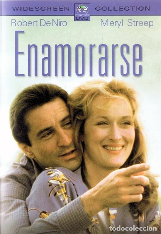 ENAMORARSE ROBERT DE NIRO & MERYL STREEP (Cine - Películas - DVD)