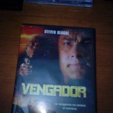 Cine: VENGADOR. STEVEN SEAGAL. B40DVD. Lote 180846111
