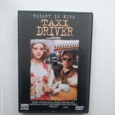 Cine: TAXI DRIVER/M.SCORSESE/DE NIRO.DVD. Lote 180861405