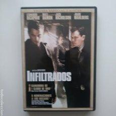 Cine: INFILTRADOS./M.SCORSESE.2 DVD.. Lote 180861926