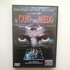 Cine: EL CABO DEL MIEDO .2 DVD.M.SCORSESE.. Lote 180862260