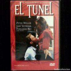 Cine: DVD EL TUNEL - PETER WELLER. Lote 180863892
