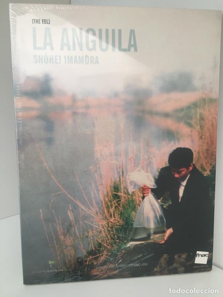 LA ANGUILA.DVD FILMOTECA FNAC PRECINTADO (Cine - Películas - DVD)