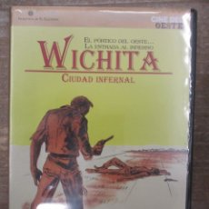 Cine: DVD - WICHITA - PEDIDO MINIMO 4 PELICULAS O PEDIDO MINIMO DE 10€. Lote 180960997