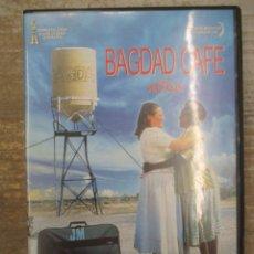 Cine: DVD - BAGDAD CAFE - PEDIDO MINIMO 4 PELICULAS O PEDIDO MINIMO DE 10€. Lote 180963377