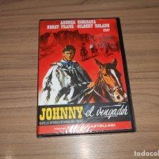 Cine: JOHNNY EL VENGADOR DVD NUEVA PRECINTADA. Lote 194732241