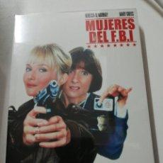 Cine: MUJERES DEL FBI DVD NUEVO. Lote 279375378