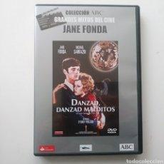 Cine: DANZAD DANZAD MALDITOS.DVD.. Lote 181194528