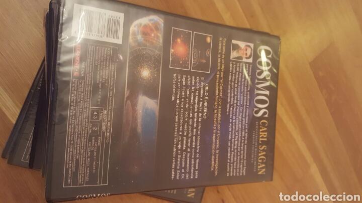 Cine: COSMOS Carl Sagan lote de 12 DVD - Foto 4 - 181405945