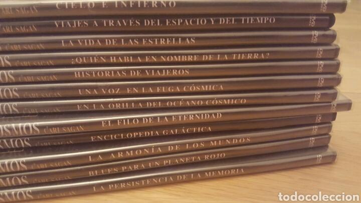 Cine: COSMOS Carl Sagan lote de 12 DVD - Foto 5 - 181405945