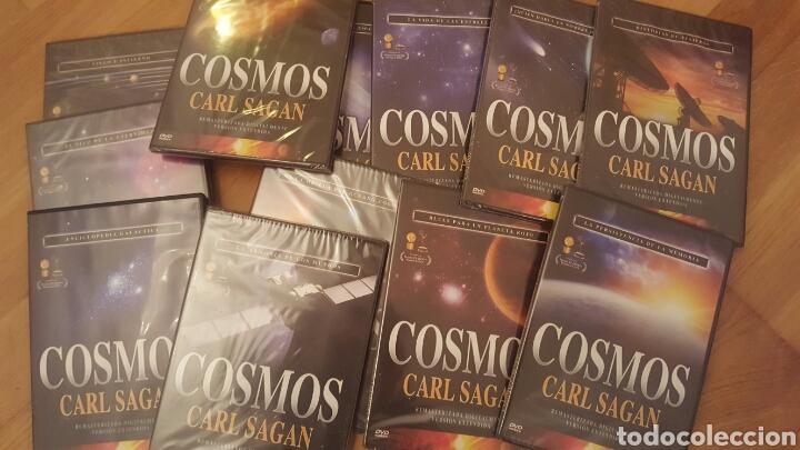COSMOS CARL SAGAN LOTE DE 12 DVD (Cine - Películas - DVD)
