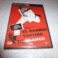 Cine: DVD COMEDIA-(PRECINTADA)- EL HOMBRE DEL TRAJE BLANCO. Lote 181406063
