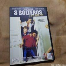 Cine: (S226) TRES SOLTEROS Y UN BIBERÓN - DVD SEGUNDAMANO. Lote 181440461