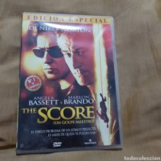 Cinéma: (S226) THE SCORE - DVD SEGUNDAMANO. Lote 181440595