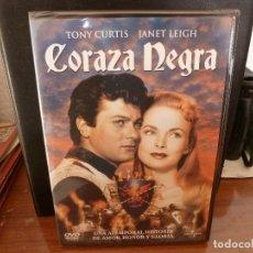 Cine: DVD AVENTURAS-(PRECINTADA)- CORAZA NEGRA.. Lote 181448637