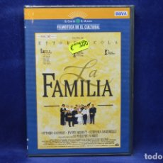 Cine: LA FAMILIA - DVD. Lote 181461680